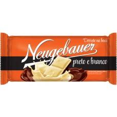 CHOCOLATE BARRA NEUGEBAUER PRETO BRANCO 14X90G