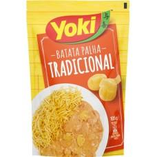 SALGADINHO YOKI BATATA PALHA TRADICIONAL 1X105G
