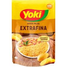 SALGADINHO YOKI BATATA PALHA EXTRAFINA 1X100G