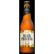 CERVEJA LONG NECK BLACK PRINCESS GOLD 12X355ML