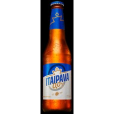 CERVEJA LONG NECK ITAIPAVA ZERO ALCOOL 12X355ML