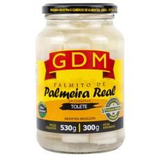 PALMITO GDM PALMEIRA REAL TOLETE 1X300G