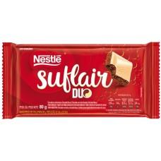 CHOCOLATE BARRA NESTLE SUFLAIR DUO 16X80G
