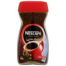 CAFE NESCAFE VIDRO TRADICAO 1X160G