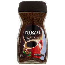 CAFE NESCAFE VIDRO ORIGINAL 1X160G