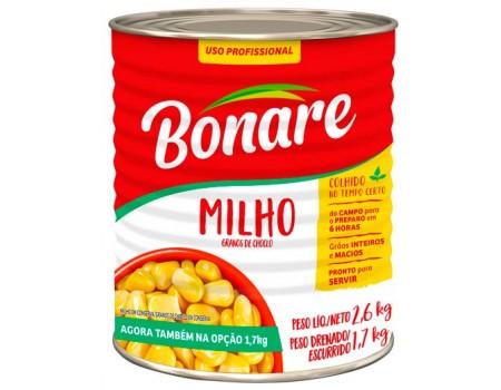 MILHO VERDE BONARE LATA  1X1,7KG PROF