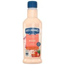 MOLHO HELLMANNS SALADA ROSE 1X210ML