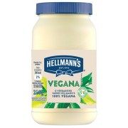 MAIONESE HELLMANNS POTE VEGANA 1X250G