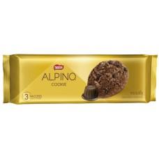 BISCOITO NESTLE COOKIES ALPINO 1X60G