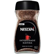 CAFE NESCAFE VIDRO INTENSIDADE MAXIMA 1X160G