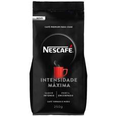 CAFE NESCAFE MOIDO INTENSIDADE MAXIMA 1X250G