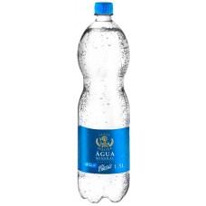 AGUA MINERAL SANTA JUSTINA CLASSIC COM GAS 6X1,5L