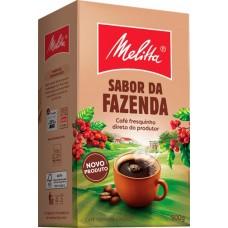 CAFE MELITTA VACUO SABOR DA FAZENDA 1X500G