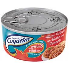 ATUM COQUEIRO RALADO TOMATE 1X160G