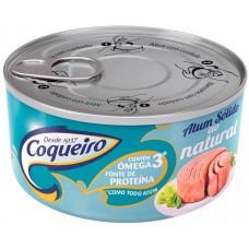 ATUM COQUEIRO SOLIDO NATURAL 1X170G