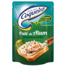 PATE COQUEIRO ATUM AZEITONAS VERDES 1X170G DOY P