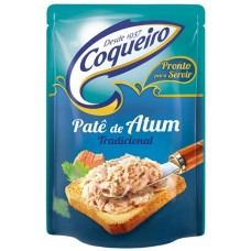 PATE COQUEIRO ATUM 1X170G DOY P