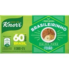 CALDO KNORR 3L BRASILEIRINHO FEIJAO 10X57G
