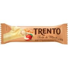 CHOCOLATE BARRA PECCIN TRENTO TORTA MACA WAFER 16X32G