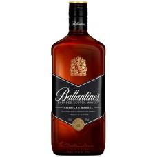 WHISKY BALLANTINES BOURBON FINISH 1X750ML
