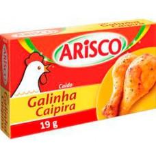 CALDO ARISCO 1L GALINHA CAIPIRA 1X19G