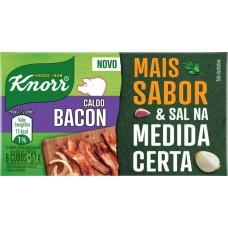 CALDO KNORR 3L BACON 1X57G