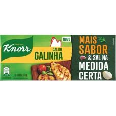 CALDO KNORR 6L GALINHA 1X114G