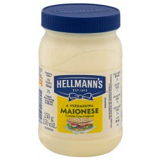MAIONESE HELLMANNS POTE 1X250G