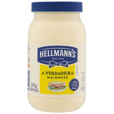 MAIONESE HELLMANNS POTE 1X500G