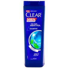 SHAMPOO CLEAR MEN ICE COOL MENTHOL  1X400ML_M