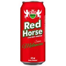 ENERGETICO RED HORSE LATA MELANCIA 6X473ML