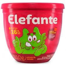 EXTRATO TOMATE ELEFANTE POTE 1X310G