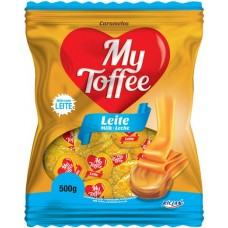 BALA RICLAN MASTIGAVEL MY TOFFEE LEITE 1X500G