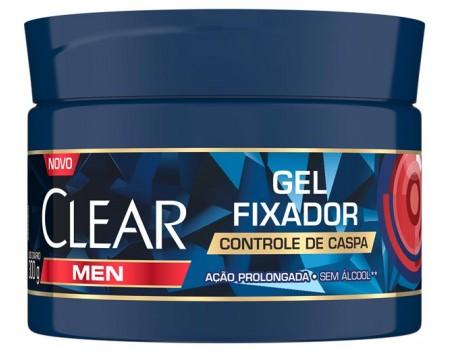 MODELADOR GEL CLEAR MEN FIXADOR  1X300G
