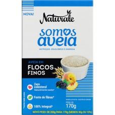 AVEIA NATURALE FLOCOS FINOS 1X170G