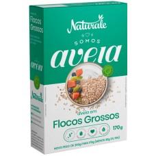 AVEIA NATURALE FLOCOS GROSSOS 1X170G