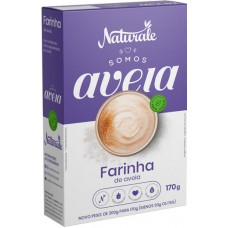 FARINHA AVEIA NATURALE 1X170G