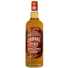 CACHACA CABARE FIRE CANELA 1X1L