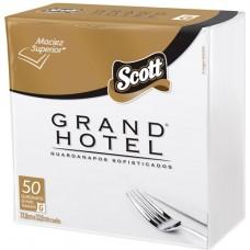 GUARDANAPO SCOTT GRAND HOTEL 31,8X32,8 9X50UN