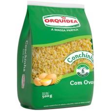 MASSA ORQUIDEA COM OVOS CONCHINHA 5x500G