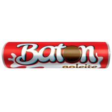 CHOCOLATE GAROTO BATON AO LEITE 30x16G