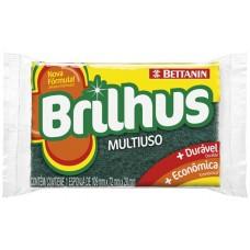 ESPONJA MULTIUSO BRILHUS 451 10x1UN