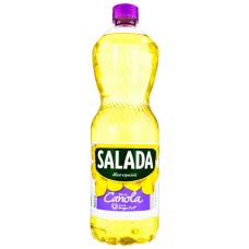 OLEO CANOLA SALADA PET 5x900ML