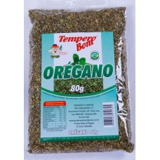 TEMPERO BOM OREGANO 1X80G PC