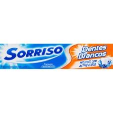 CREME DENTAL SORRISO DENTES BRANCOS 12X90G
