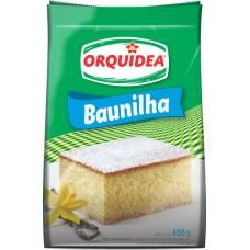 MISTURA BOLO ORQUIDEA BAUNILHA 6x400G