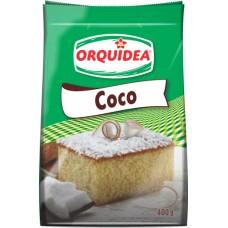 MISTURA BOLO ORQUIDEA COCO 6x400G