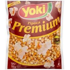 PIPOCA MILHO YOKI PREMIUM 12x500G