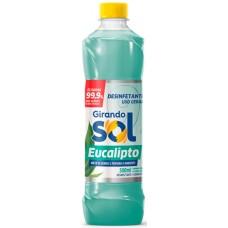 DESINFETANTE GIRANDO SOL EUCALIPTO 12x500ML