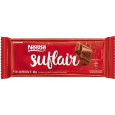 CHOCOLATE BARRA NESTLE SUFLAIR AO LEITE 20X50G